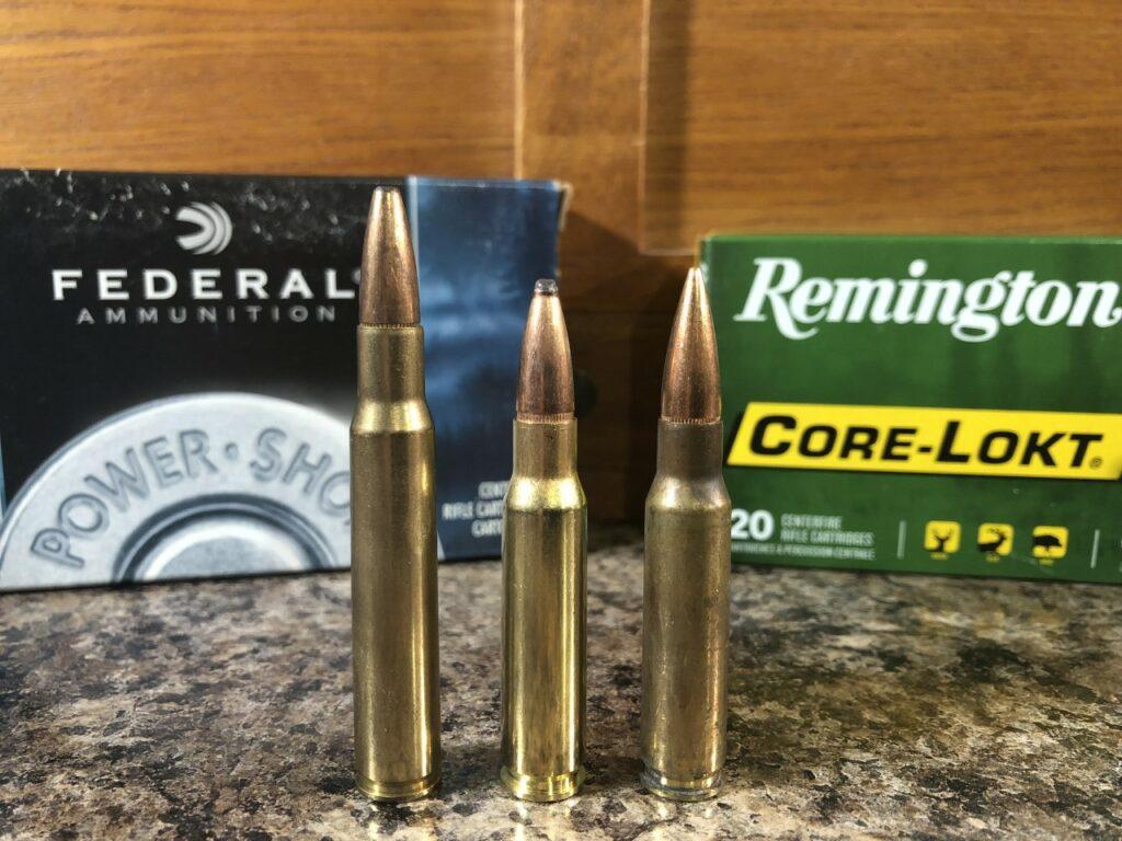 Comparing the .30-06, .308 Winchester, and 7.62x51 NATO